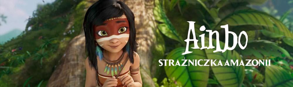 banner na www -Ainbo-strażniczka amazonii